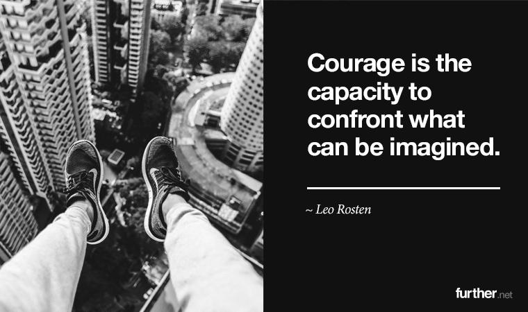 Courage Tricks