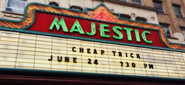 Cheap Trick and the Magestic