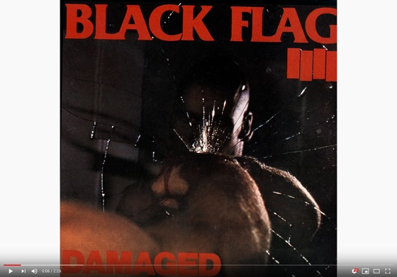 Rise Above - Black Flag